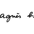 logo agnes b